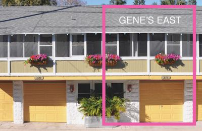 Gene's Carriage House, East Summer Rental